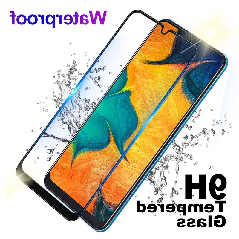 For <font><b>Samsung</b></font> A50 glass a70 Full Cover <font><b>Screen</b></font> <font><b>Protector</b></font> <font><b>Samsung</b></font> a20s 5G a60 A9