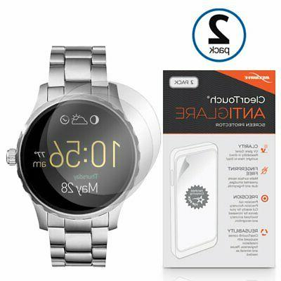 fossil q marshal screen protector cleartouch anti