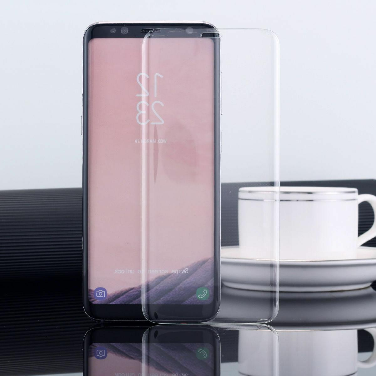 Full Cover Screen Protector Galaxy S8 Plus
