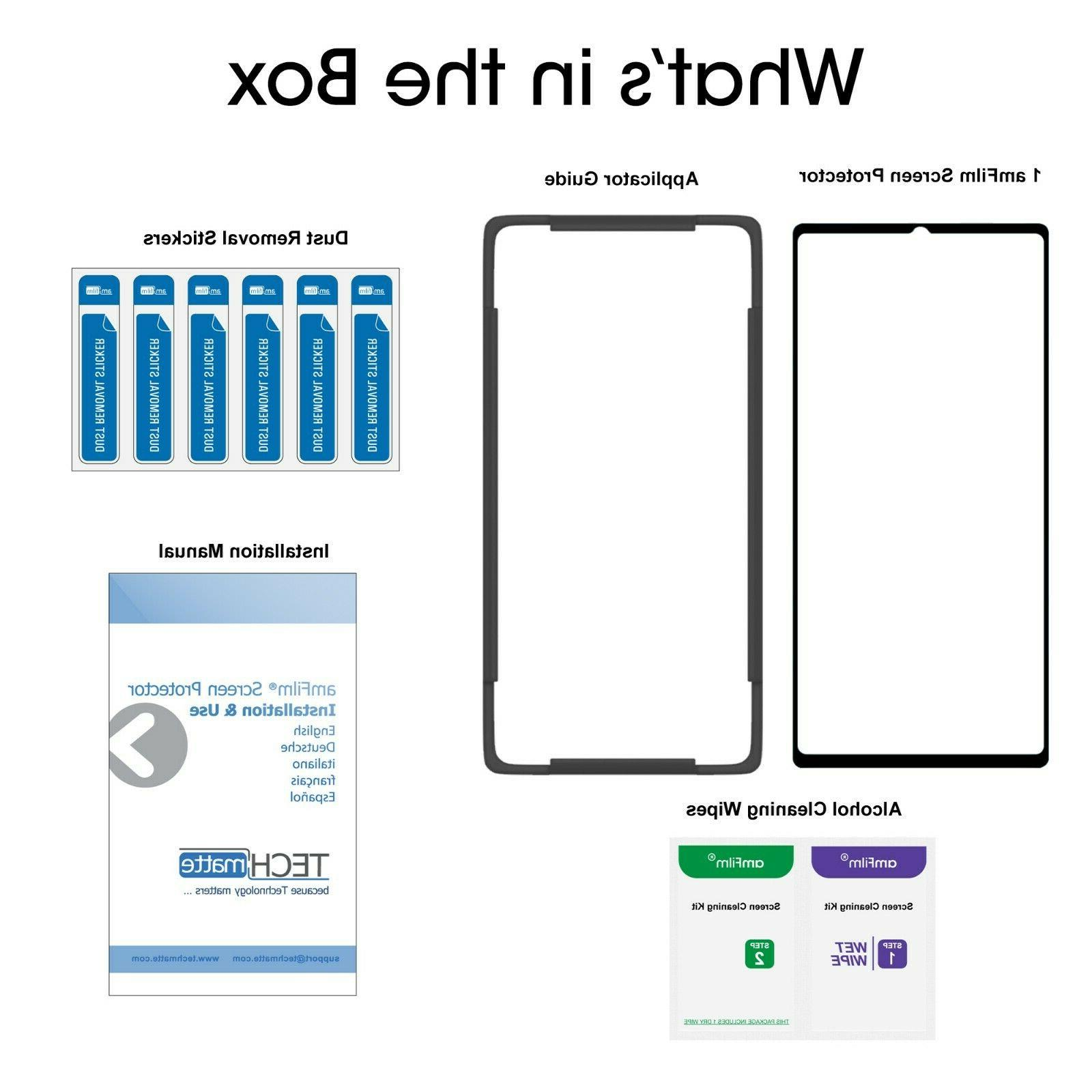 Galaxy amFilm Real Tempered Glass Screen Protector