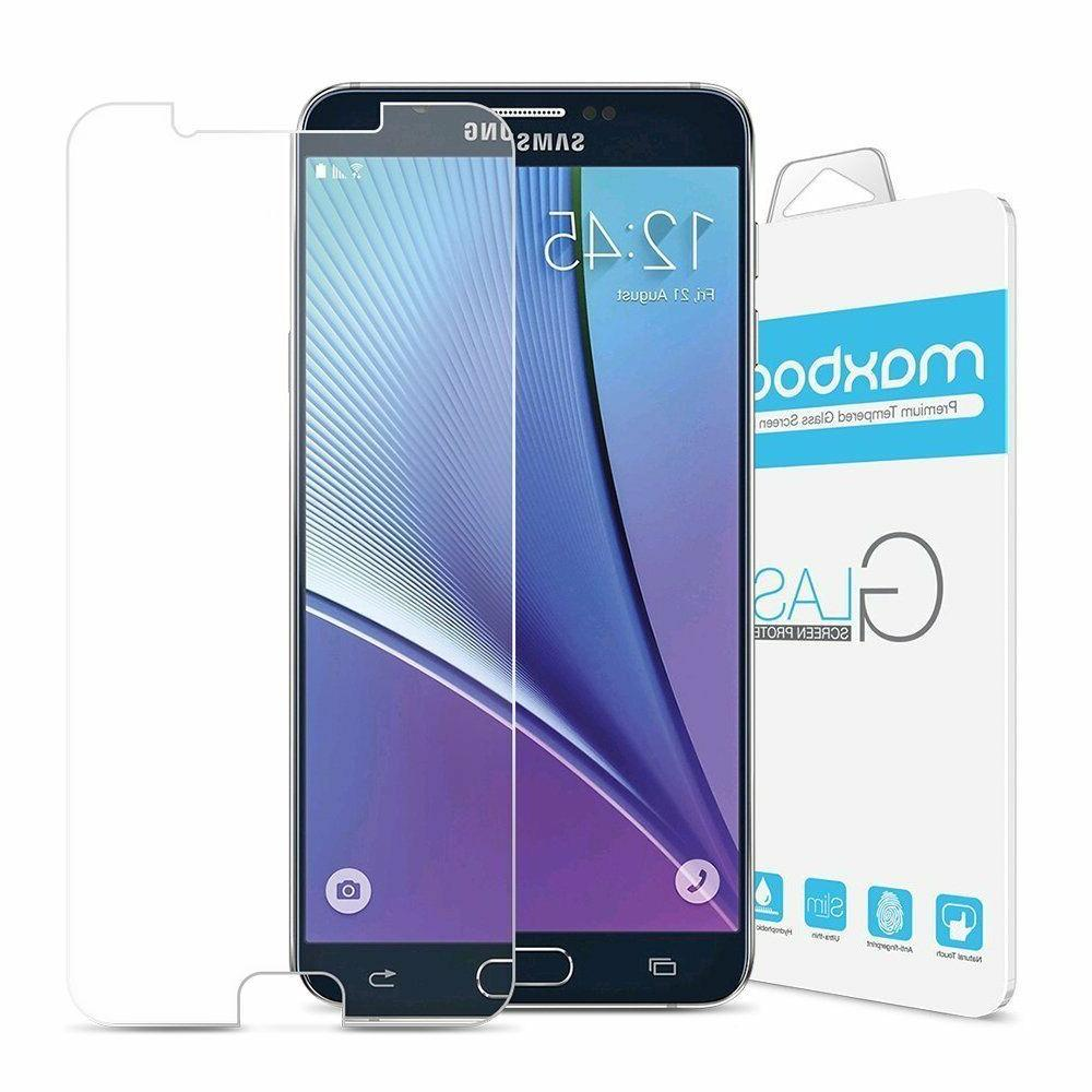 galaxy note 5 screen protector tempered glass