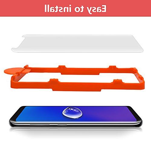 Galaxy Note 9 Protector Tempered 2.5D Glass Protector UV