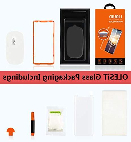 Galaxy Note 9 Protector 2.5D Round Edge Tempered Glass Screen UV for