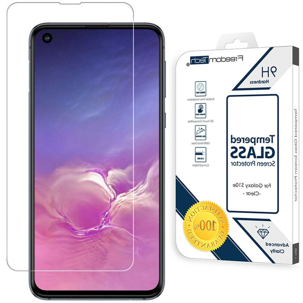 ✅Samsung Galaxy S10 10e Coverage Glass Screen Protector