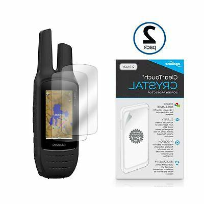 garmin rino 755t screen protector cleartouch crystal