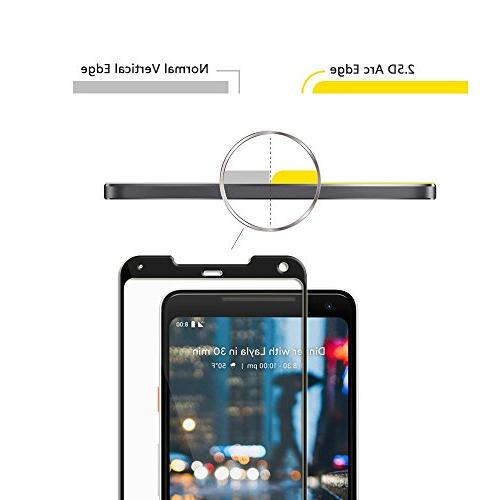 Google Screen , 9H Hardness 3D Tempered Glass Responsive Scratch-Proof for Google 2