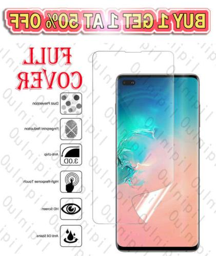 HD FULL COVER Screen Protector Film For Samsung Galaxy S20 S