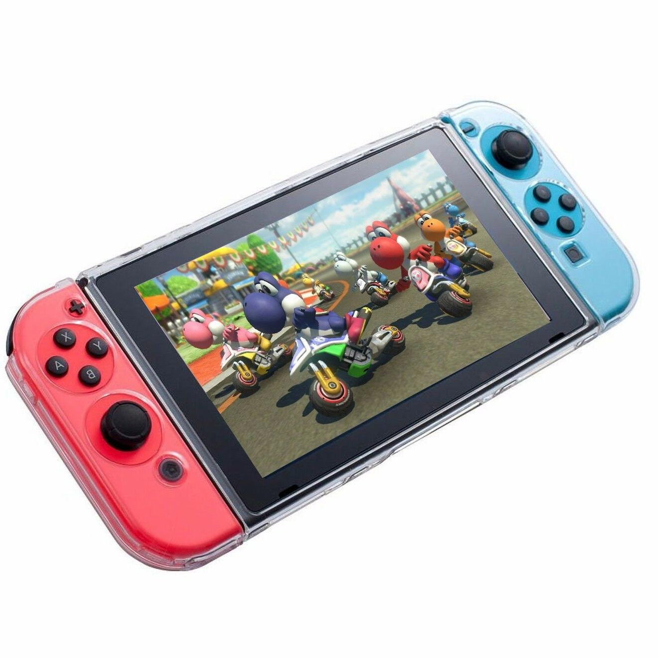 HD Screen Protector Front Film 2x + Clear Nintendo