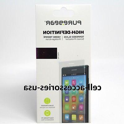 high definition tempered glass screen protector iphone