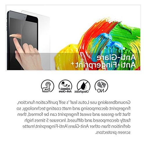 iCarez for New Inch /iPad Inch/iPad Air 2/iPad Matte - Retail Packaging