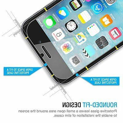 iPhone 6S Protector, Tempered Screen