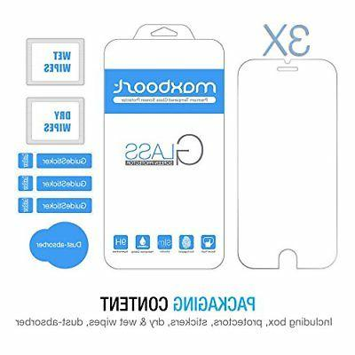 iPhone Protector, Tempered Glass Screen