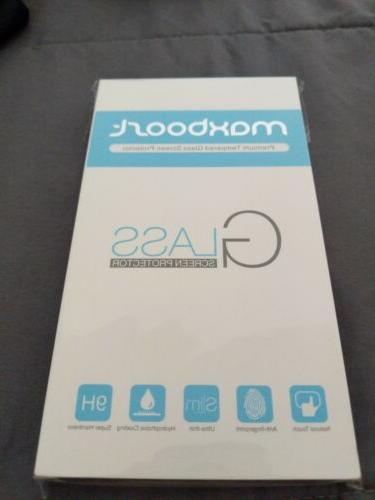 iPhone 7/8 Screen Protector, Maxboost Tempered Glass..