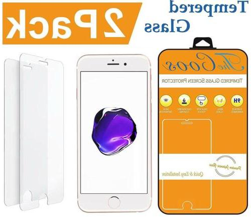 iPhone 7 Plus Screen Protector,  TheCoos Tempered Glass Prot