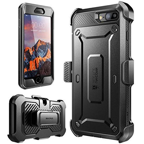 iPhone 8 Plus SUPCASE Unicorn Beetle PRO Series Full-body Rugged Case Protector for Apple 7 Plus 2017 Package