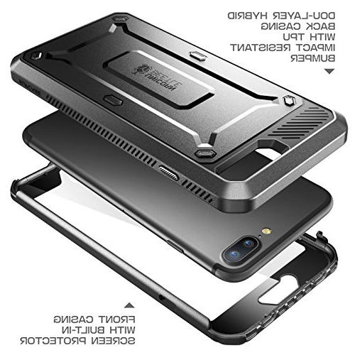 iPhone 8 Plus SUPCASE Unicorn Beetle Series Full-body Rugged Case with Built-in Protector 7 Plus 2016/iPhone 8 Plus 2017 Package
