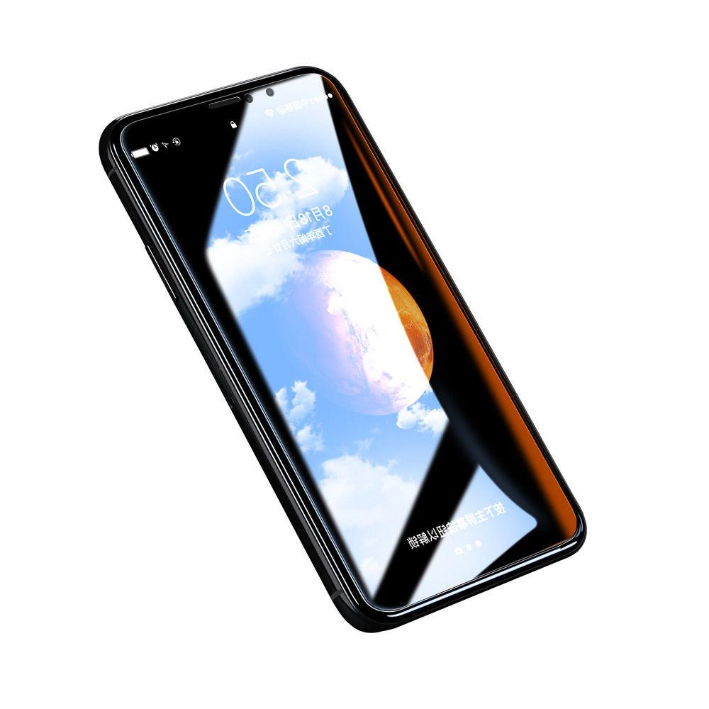 iPhone X / 10 /7 Glass HD Screen Film Guard For