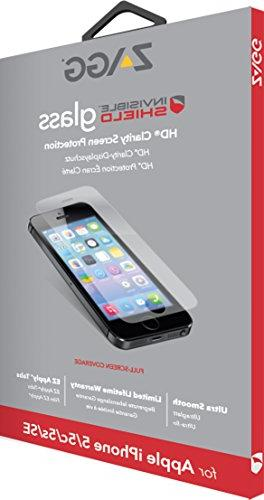ZAGG InvisibleShield Screen for Apple iPhone 5/ 5S/ iPhone