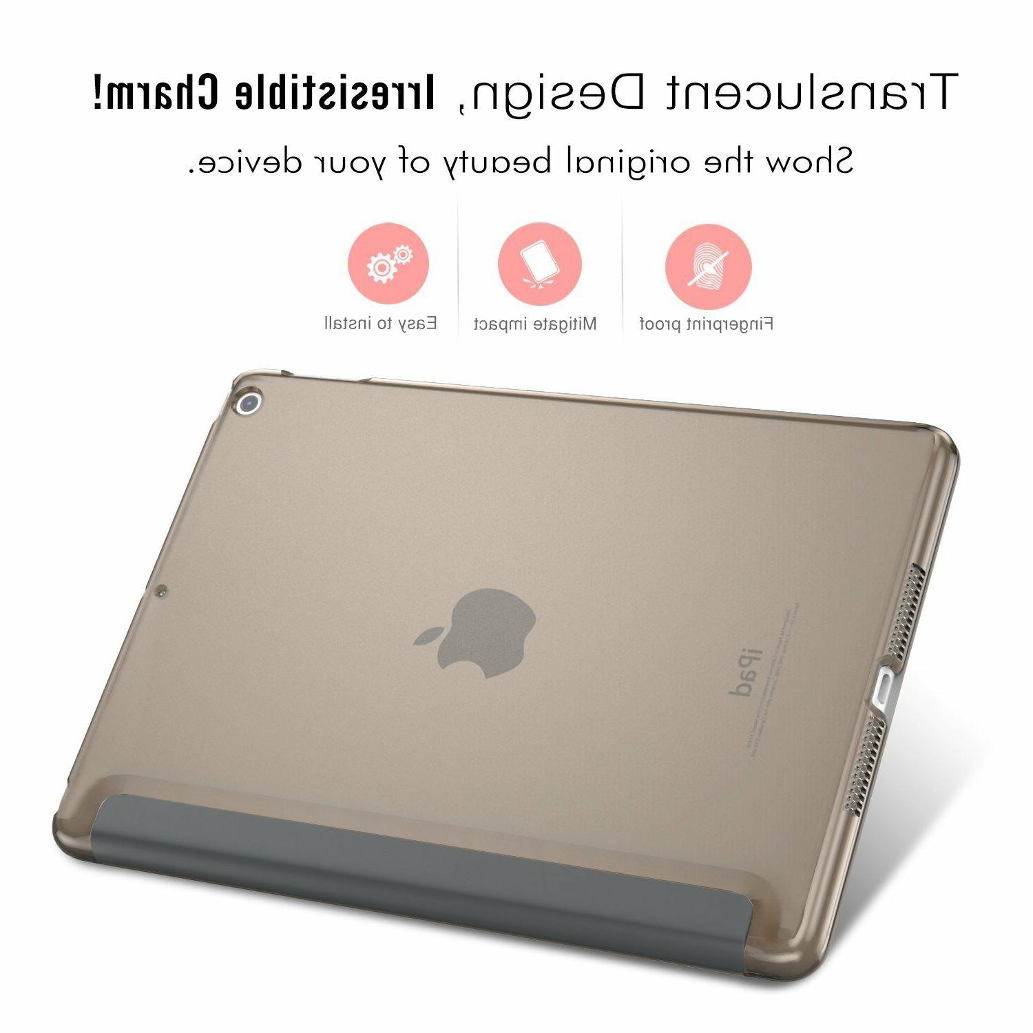 iPad 2018 2017 9.7 Cover Screen For