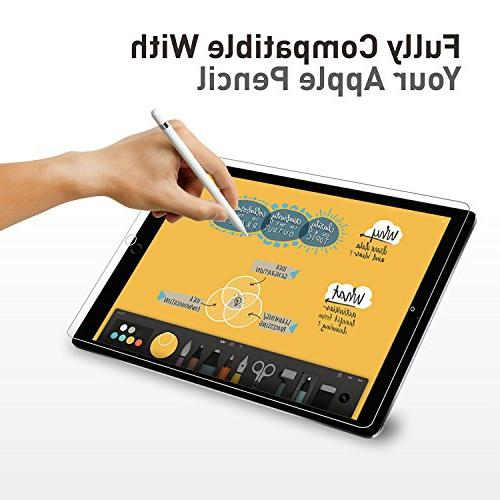 iPad Screen Protector Compatible with iPad 5th Generation/iPad Pro / Air 2 / Air for Apple 9.7 inch