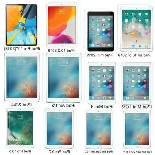 For Pro 11 2020 /iPad 7th Glass Protector Hardness