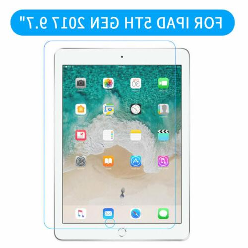 For iPad Pro 2020 7th Glass Screen Protector Hardness Clear