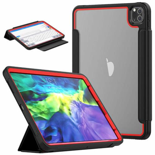 """For 11"""" 2018 2020 Shockproof Leather Screen Protector Case"""