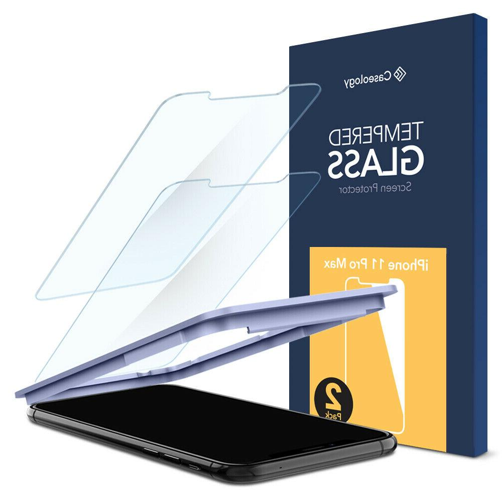 For iPhone 11 11 Pro 11 Pro Max Tempered Glass Screen Protector