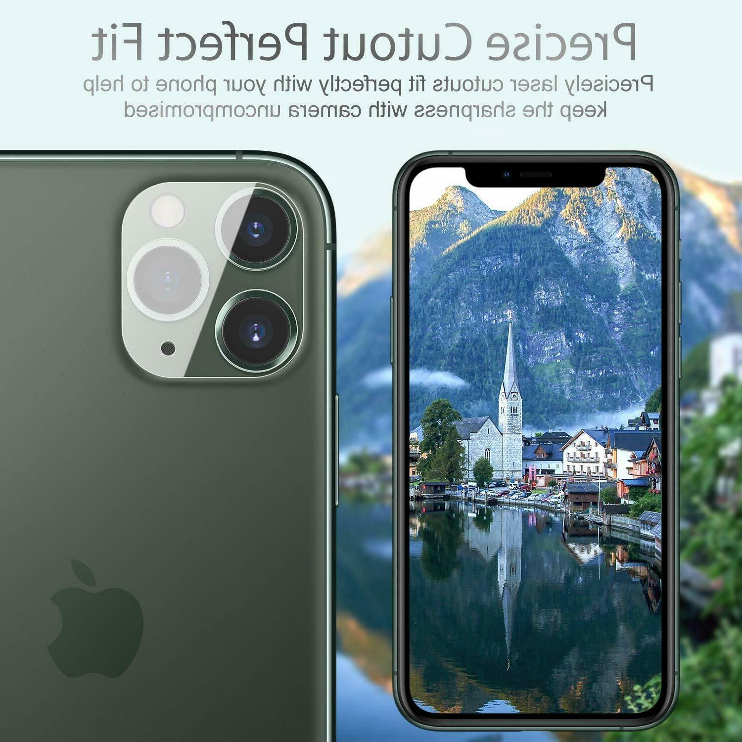 For iPhone 11 / 11 Glass Lens Protector