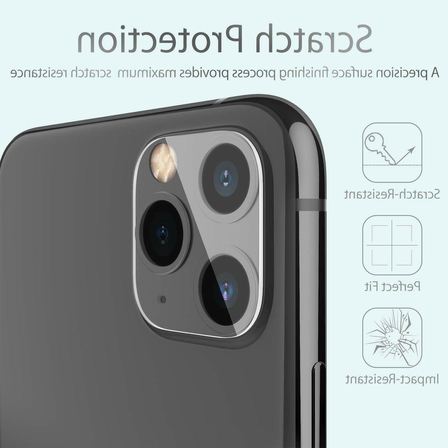 For 11 11 Glass Camera Protector Cover