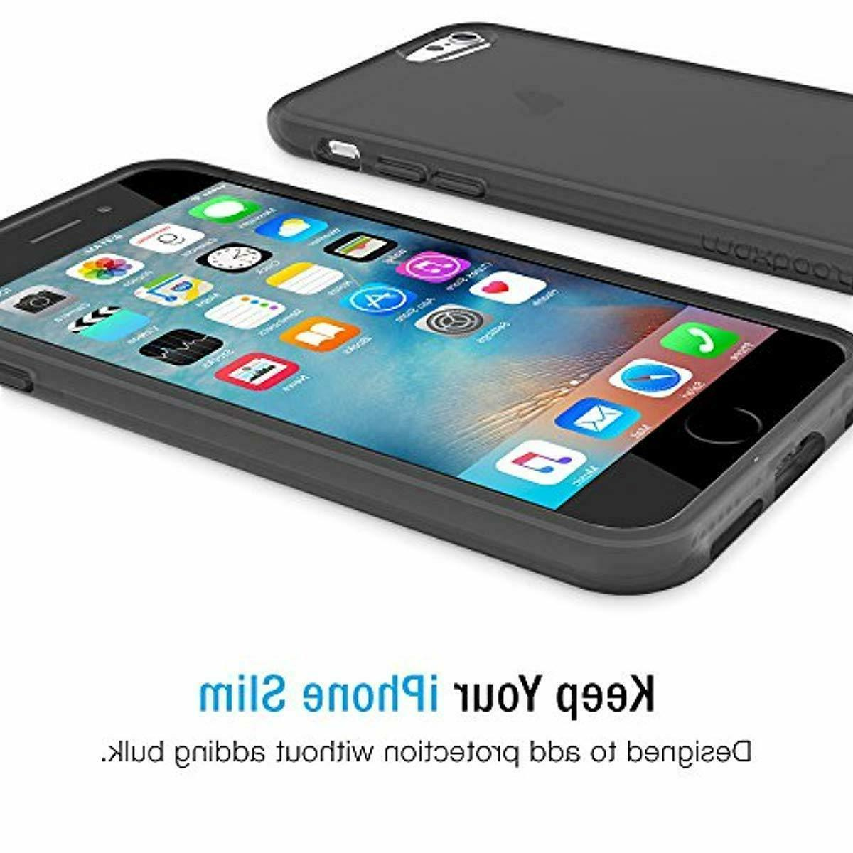 iPhone Maxboost Premium Shock-Absorbing TPU Cases