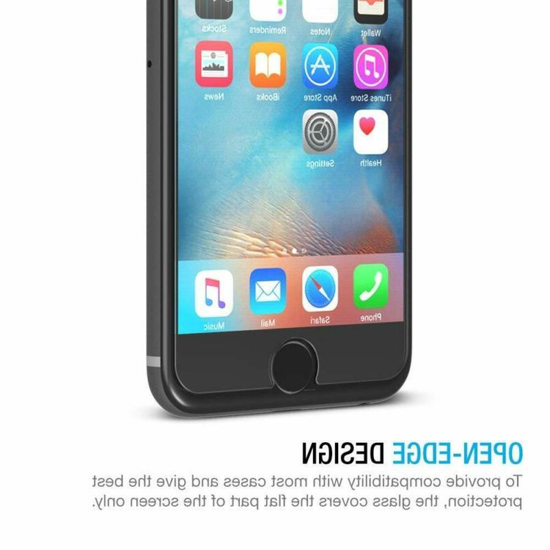 Iphone Screen Protector, Maxboost Tempered Screen