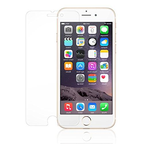 "amFilm 6S Tempered for iPhone Plus and iPhone 6S 5.5 inch 5.5"" ATT"