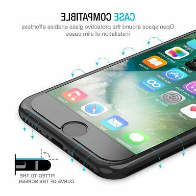 iPhone 8 Protector, Tempered Glass Screen