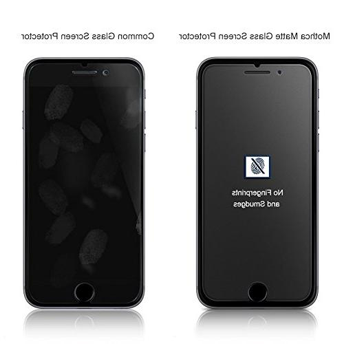 Mothca Matte Protector Compatible iPhone 6s Anti-Glare Clear Smooth as Warranty