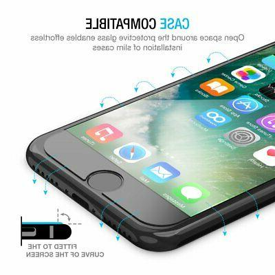 iPhone Protector, Tempered Glass Screen Protector..