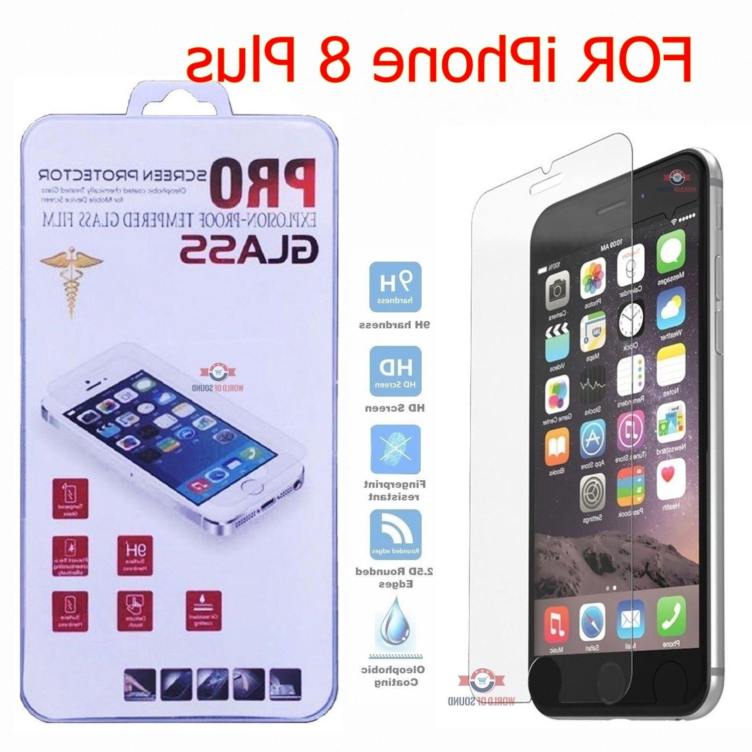 iphone 8 plus tempered glass screen