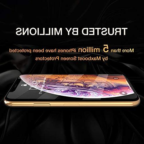 for Xs & X X Glass Protector with Advanced Work 99% Touch Accurate