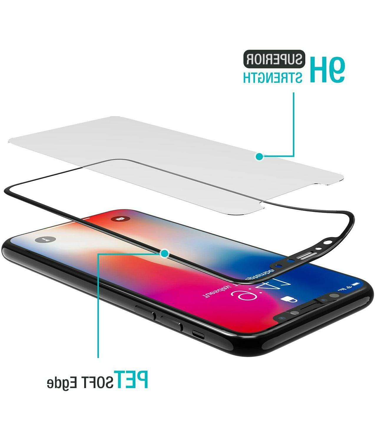 For 8 XR Tempered Glass