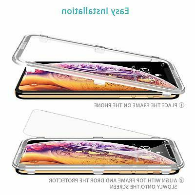 For XS Screen Protector 3 Anti 9H Glass