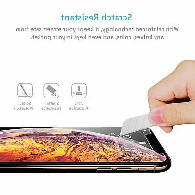 iphone xs max screen protector 3