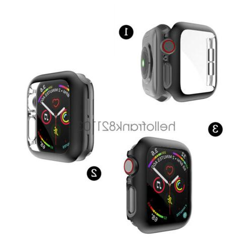 iWatch 40mm/44mm Screen Protector Case for Apple Watch