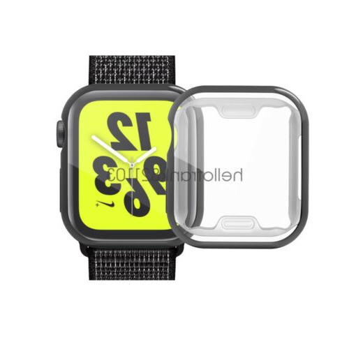 iWatch Protector Case Snap Cover Apple Series 4