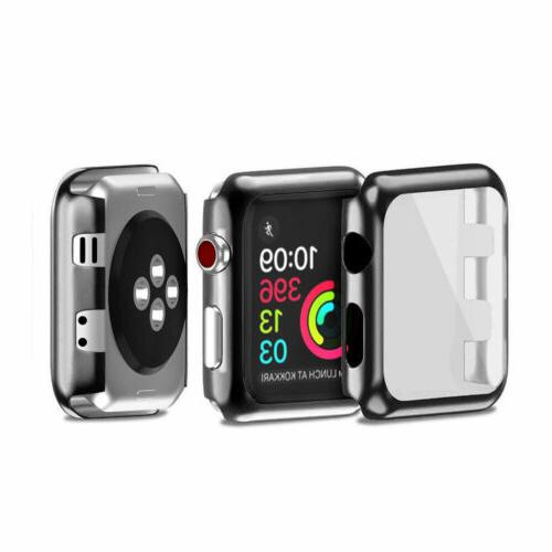 iWatch Screen Case Snap On for Apple Watch Series