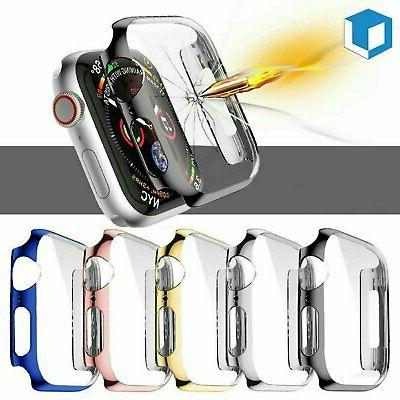 iwatch screen protector case snap on cover