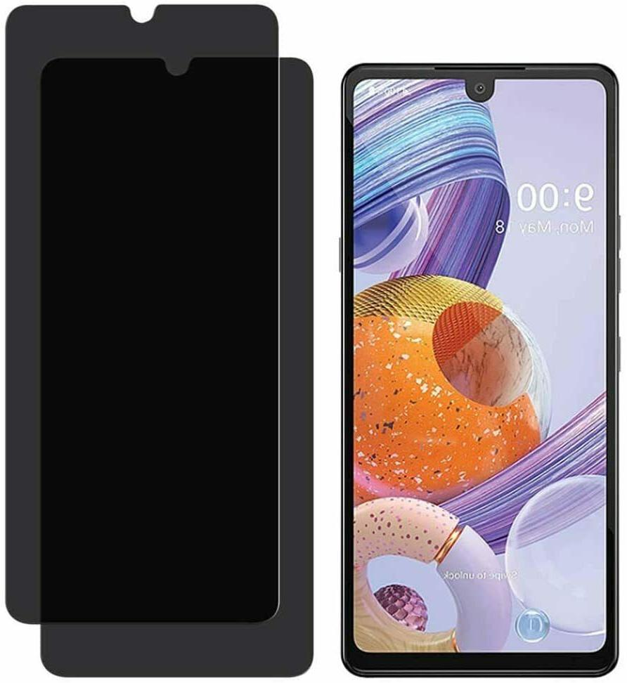 lg stylo 6 screen protector tempered