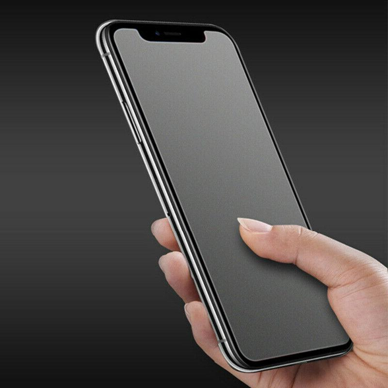 Dooqi Matte Frost Glass Screen Protector Apple iPhone