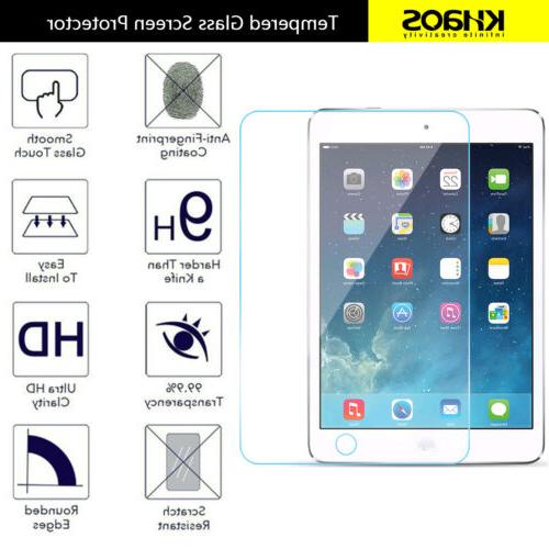 KHAOS Tempered Glass Protector For