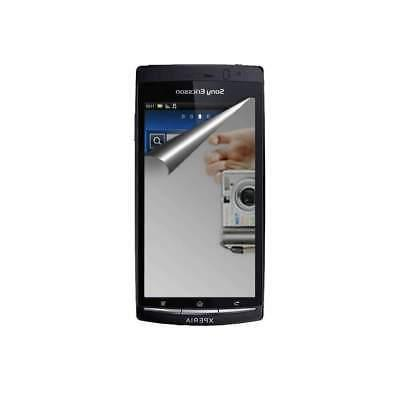 mirror screen protector with cleaning cloth