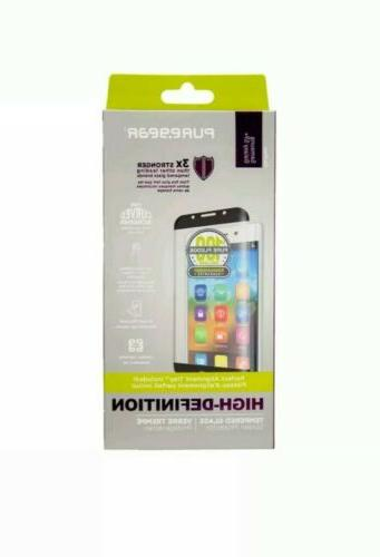 new hd tempered glass screen protector